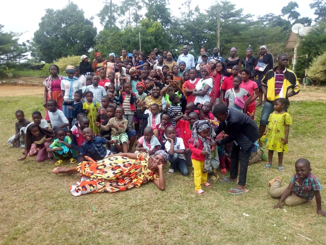 Rapport du Camp d ' enfants Mbalmayo 2018