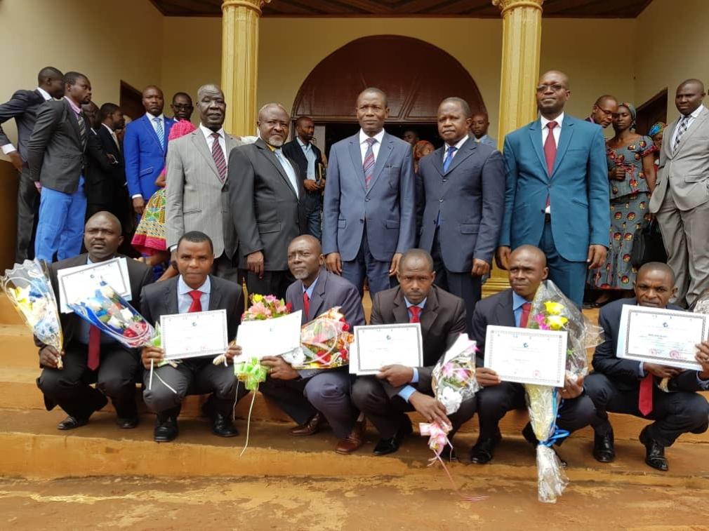 Sortie des élèves pasteurs : Session 2019