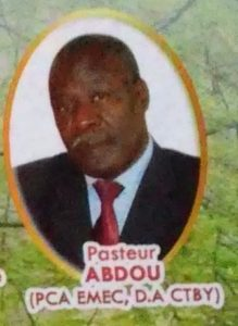 Predication du Pasteur Abdou