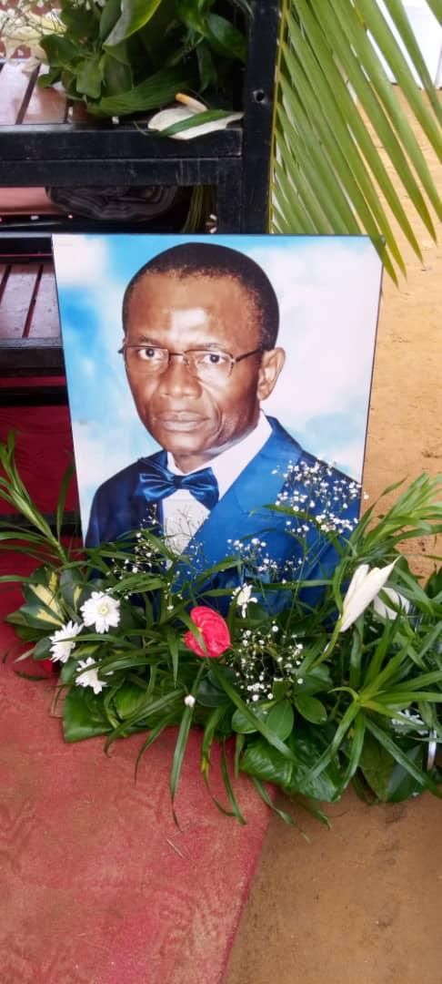 Déroulement des obsèques du Dr Houloug Isaac